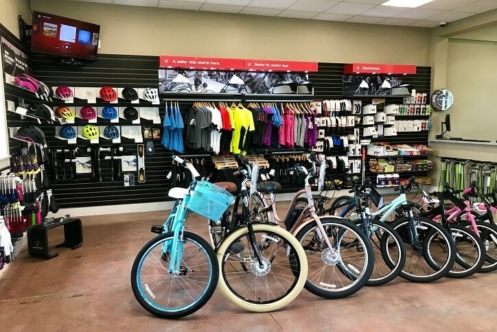 Bexley Suncoast Trailside Bicycles Shop Grand Opening