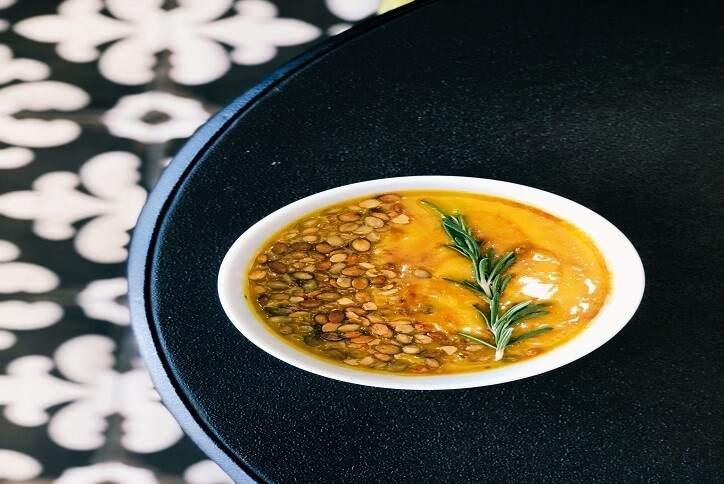 Bexley Twisted Sprocket Cafe Recipe Autumn Squash Soup