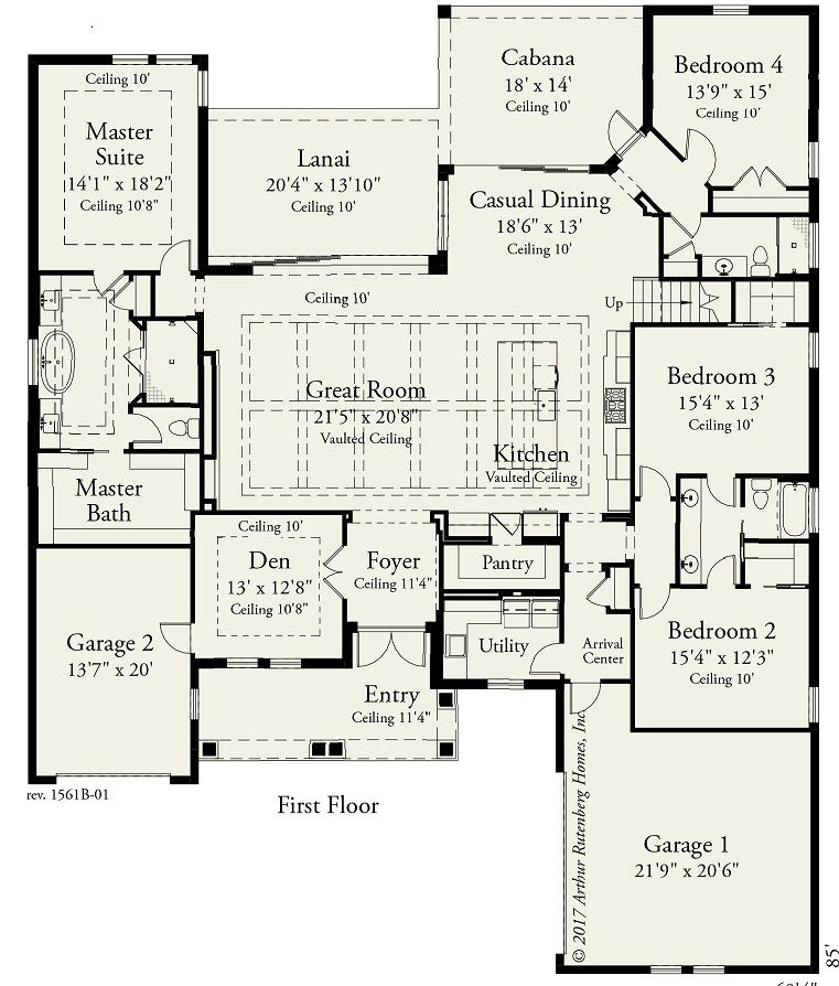 Bexley-Arthur-Rutenberg-Avalon-Floorplan-First-Floor