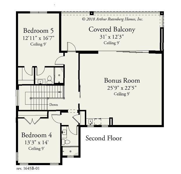 Bexley-Arthur-Rutenberg-Vincenza-Floorplan-Second-Floor