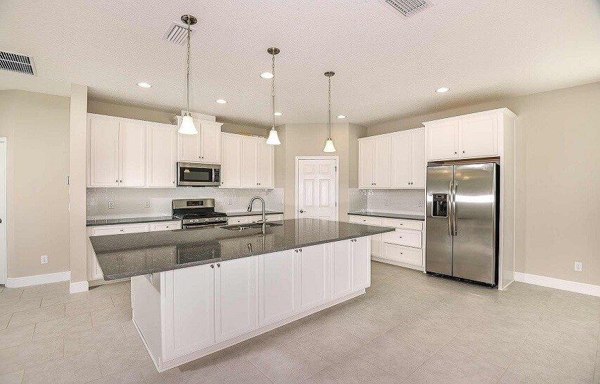 Bexley Homes by WestBay Kingfisher kitchen