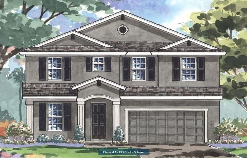 Bexley-Homes By WestBay- Avocet II- Classical A