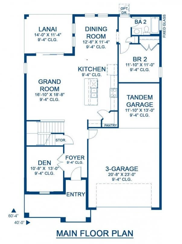 Bexley-Homes By WestBay- Avocet II- First Floor