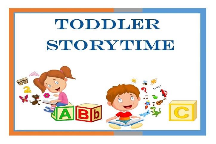 Bexley-Events-Toddler Storytime image