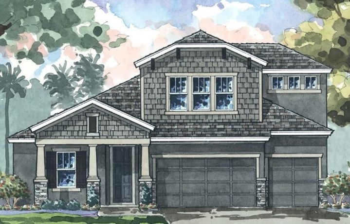 Bexley-HBWB-Hyde Park IV- Elevation Craftsman